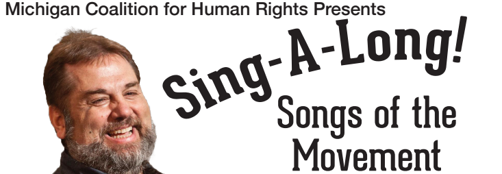 #MCHRFreedomTour2016 Sing-a-long Fundraiser: Songs of the Movement With Matt Watroba