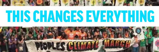 This Changes Everything screening at DIA- May 26