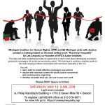 MCHR is co-sponsor of Reversing Runaway Inequality activist workshop on May 19, 2018