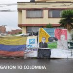 MCHR Colombian Solidarity Delegation Photo Gallery