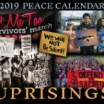 2019 Peace Calendars Available for $15